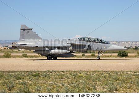 Czech Republic Saab Gripen