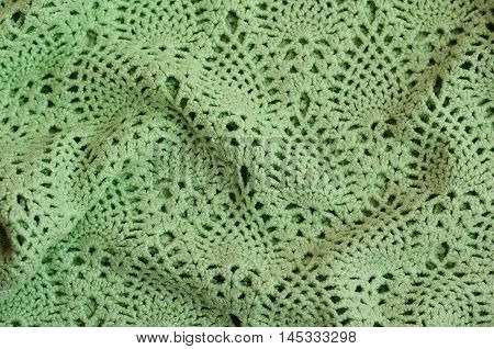 knitted sweater texture close up. Knitted background