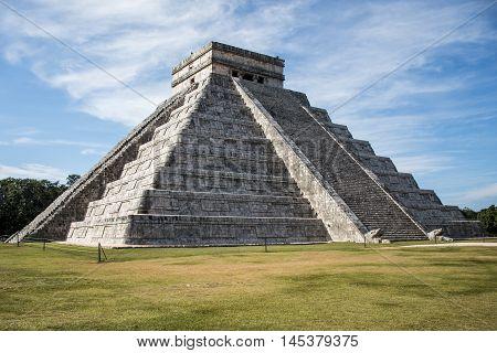 Mexico maya yucatan Chichen Itza ruins 5
