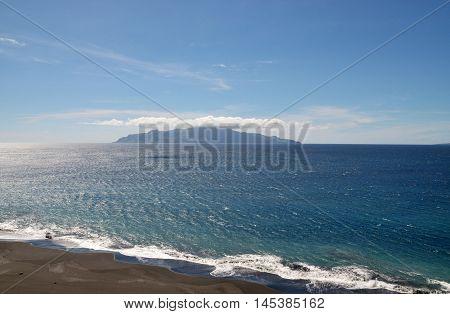 Brava And Waves