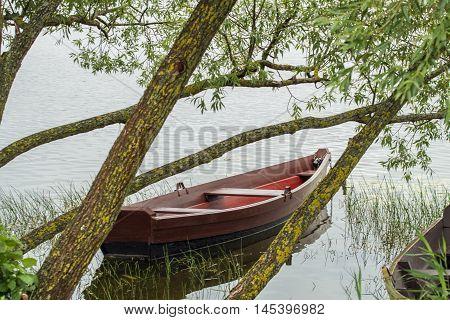 Old Boat Left