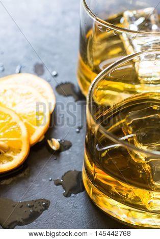 Glass Of Wiskey