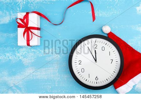 New Year's or Christmas festive beautiful background