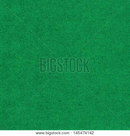Green texture with effect paint. Empty surface background with space for text or sign. Quickly easy repaint it in any color. Template in square format. Vector illustration swatch in 8 eps