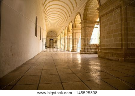 The Church Saint Dominic in Rabat Malta.