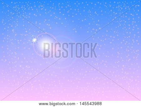 Space background with spots. Background for cosmic, universe, big bang, alchemy, religion, philosophy, astrology, science, physics, chemistry and spirituality themes.