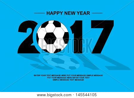 2017 HAPPY NEW YEAR FOOTBALL BLUE for web