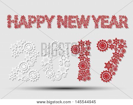 2017 HAPPY NEW YEAR GEAR mecanical for web