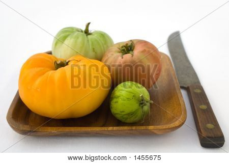 Tomato Heirloom Varieties