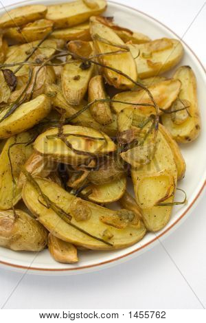 Potatoes Roasted Fingerling