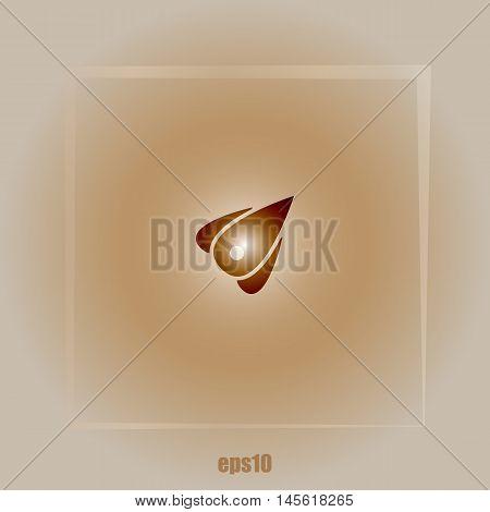 Rocket Icon Stock Vector