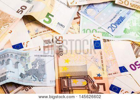 Euro Currency Heap
