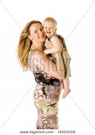 Mãe feliz