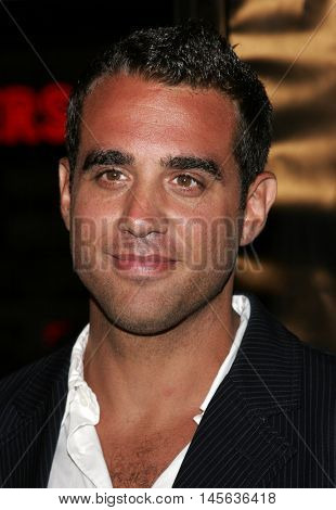 Bobby Cannavale at the Los Angeles premiere of 'Snakes on a Plane' held at the Grauman's Chinese Theatre in Hollywood, USA on August 17, 2006.