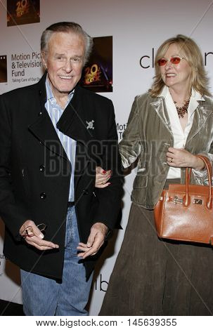 Robert Culp at the Los Angeles screening of 'Walk The Line' held at the Academy of Motion Picture Arts & Sciences in Beverly Hills, USA on November 10, 2005.