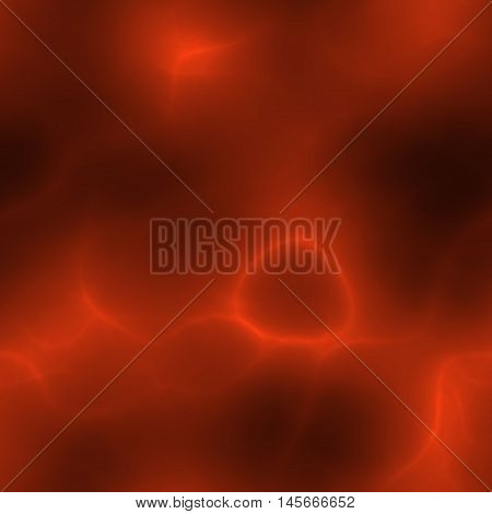 Orange abstract esoteric futuristic modern backdrop or background