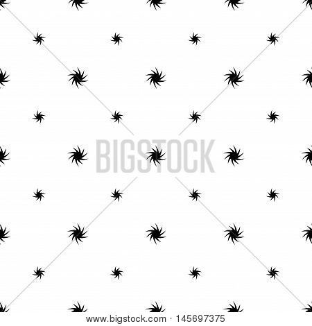 Star seamless pattern. Fashion graphic background design. Modern geometric stylish abstract texture. Monochrome template for prints textiles wrapping wallpaper website Stock VECTOR illustration