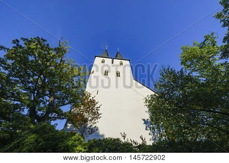 The Beautiful Church - Oberste Stadkirche
