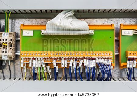 Electrical Interface Board