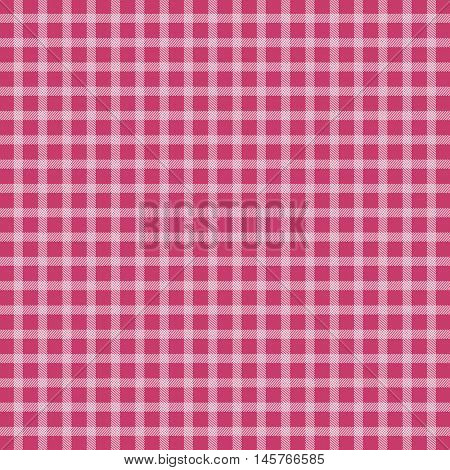 Illustration of picnic traditional picnic checkered tablecloth