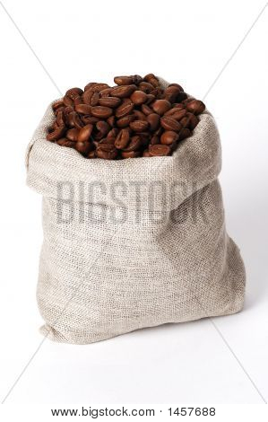 Small Bag Of Coffee