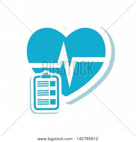 caduceus history medical health care icon. Flat and Isolated design. Vector illustration