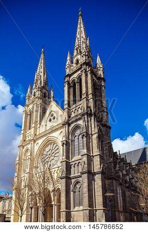 Eglise Saint-Louis des Chartrons in Bordeaux France
