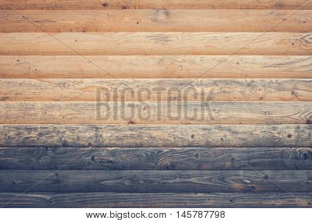 wooden background texture with horizontal beam