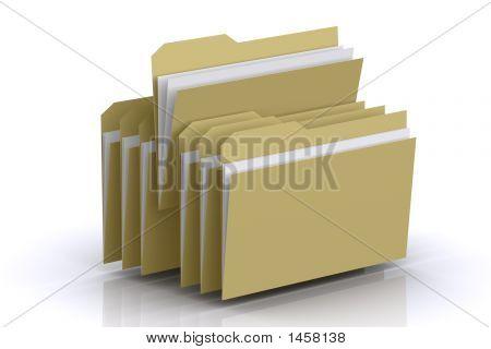 3D Multi Folder Selected