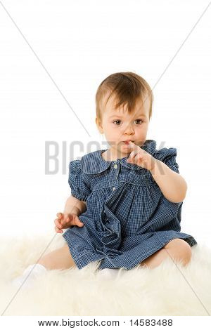 Child Sucking Finger