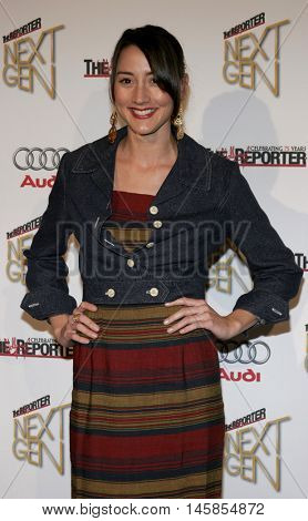 Bree Turner at the Hollywood Reporter Next Generation Class of 2005 held at the Montmarte Lounge in Los Angeles, USA on November 8, 2005.