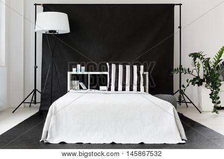 Single Man Bedroom Idea