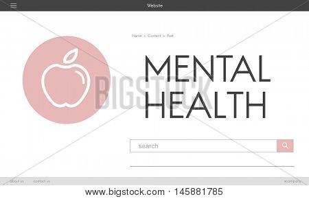 Mental Health Emotions Disorders Concept