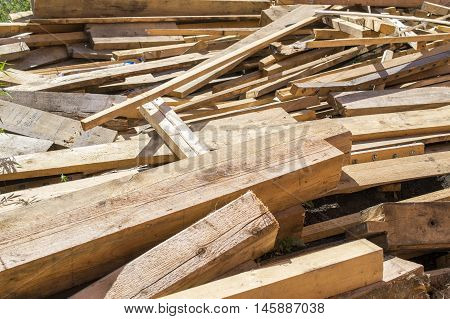 Boards And Bar