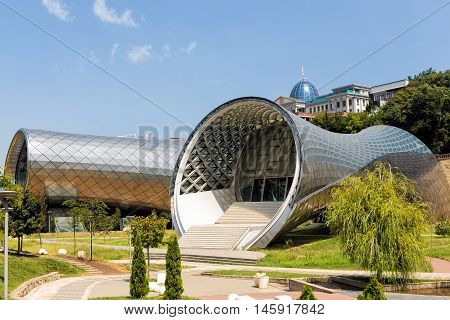 Theater Of Music And Drama, Exhibition Hall, Tbilisi