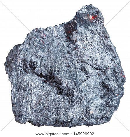 Antimony Ore Specimen (stibnite, Antimonite)