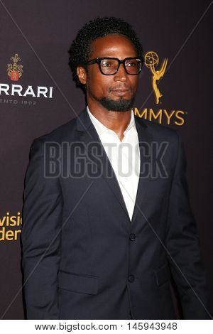 LOS ANGELES - AUG 22:  Elvin Nolasco at the Television Academy's Performers Peer Group Celebration at the Montage Hotel on August 22, 2016 in Beverly Hills, CA