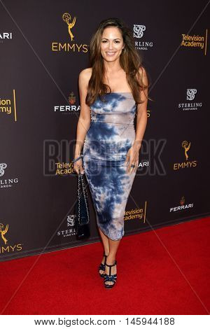 LOS ANGELES - AUG 24:  Terri Ivens at the Daytime TV Celebrates Emmy Season  at the Television Academy - Saban Media Center on August 24, 2016 in North Hollywood, CA