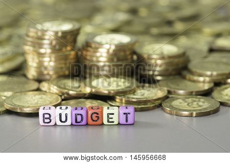 Budget Text Ang Gold Coins