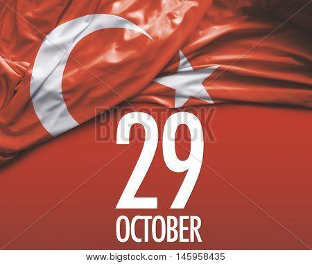 October 29, Turkish Independence