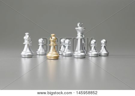 Golden Bishop Chess
