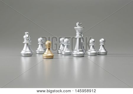 Golden Pawn Chess