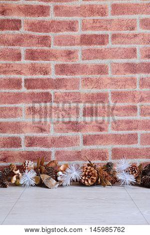 Decorative Christmas Cones
