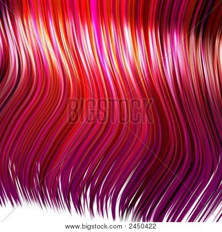 Pink Rock Wig