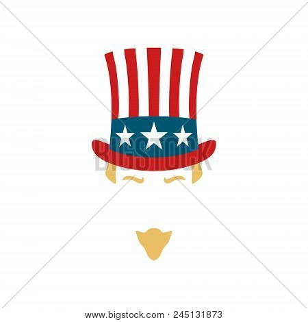 Portrait Of Uncle Sam National