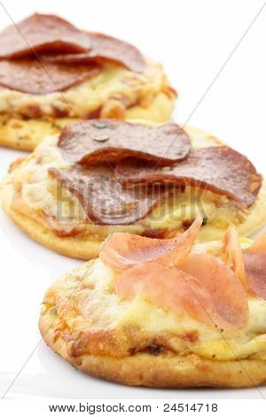 Pizza Hors d ' oeuvres