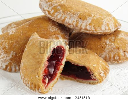 Cherry Pocket Pies