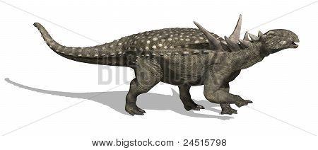 Sauropelta Dinosaur