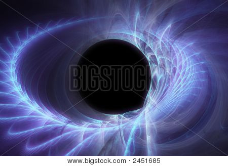 Black Space Hole