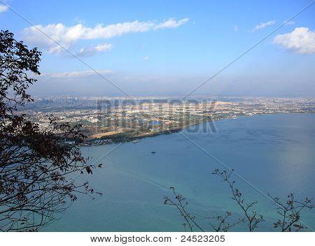 Kunming Aerial View
